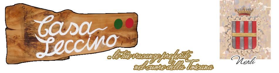 Casa Leccino - SitoPer